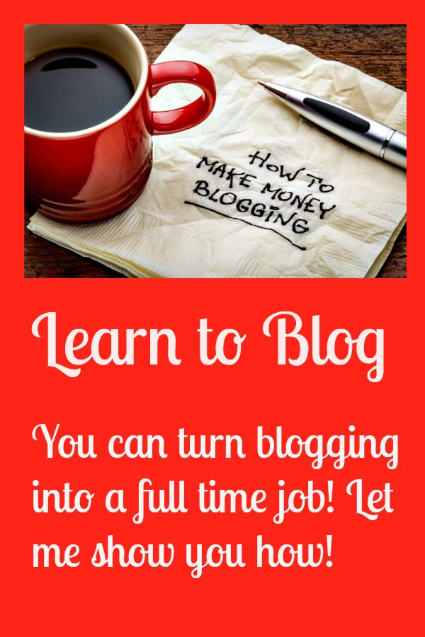 How to make money blogging while you work from home. Grab a cup of coffee like the one in this picture and read on to learn how to blog successfully.